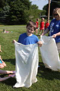 "Field Day is a ""sack-load"" of fun!"