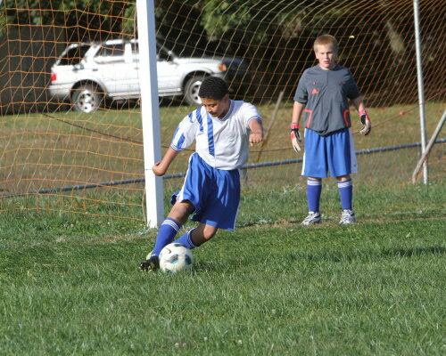 Students gain much by playing on our Athletic Teams.